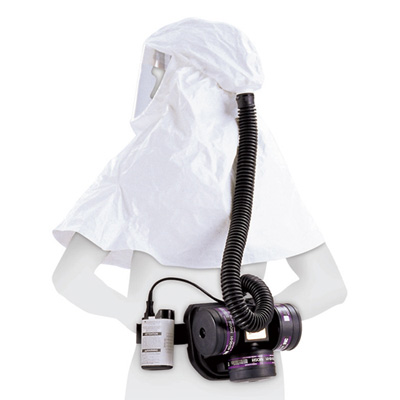DQE HM5500A 3M breathe-easy PAPR system