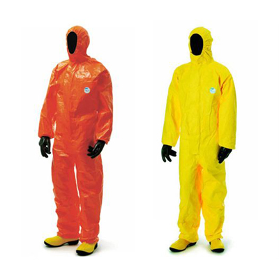 Draeger Dräger Protec Plus TC light chemical protective overall