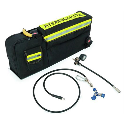 Draeger Dräger RPS 3500 is a rescue pack system