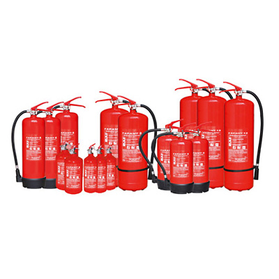 DYAYAN Garant 1 powder fire extinguisher