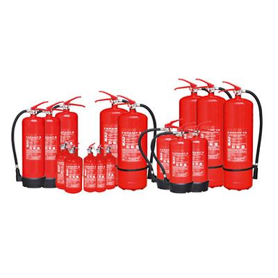 DYAYAN Garant 2 powder fire extinguisher