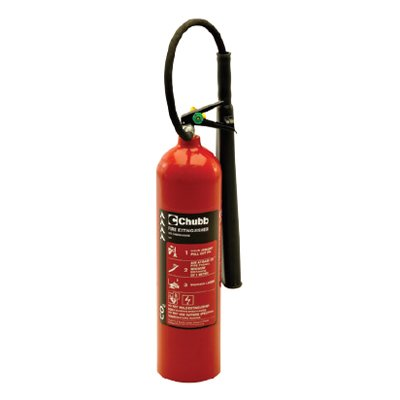 Chubb EC50C CO2 fire extinguisher
