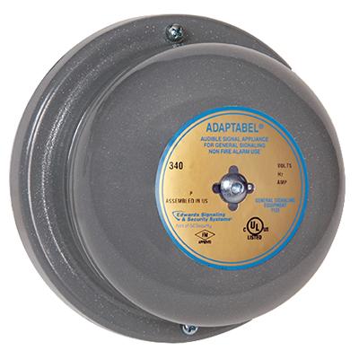 Edwards Signaling 340-10R5 10-inch vibrating bell