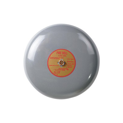 Edwards Signaling 438D-10N5 10-inch fire alarm bell