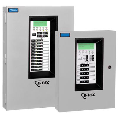 Edwards Signaling E-FSC1004 conventional fire alarm control panel