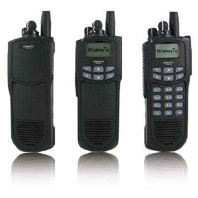 EFJohnson Multi-Net Ascend Portable ES Series versatile radio