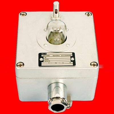 Egon Harig FL80-1A-OT flame detector