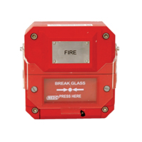 Eltek Fire & Safety 235125 manual call point