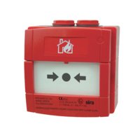 Eltek Fire & Safety 251617.EX manual call point