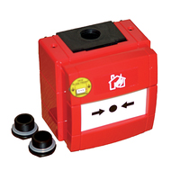 Eltek Fire & Safety 251617 manual call point