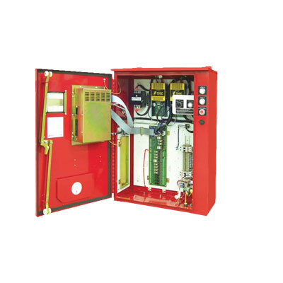 Emerson Network Firetrol FTA1100-J diesel engine fire pump controller