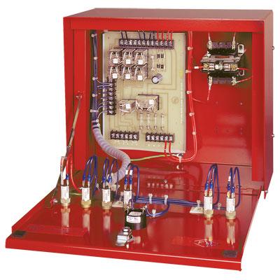 Emerson Network Firetrol® FTA200 F remote alarm panel