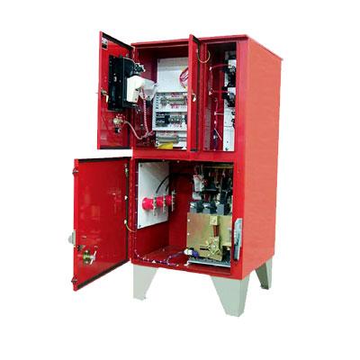 Emerson Network Firetrol® FTA2000 medium voltage fire pump controller