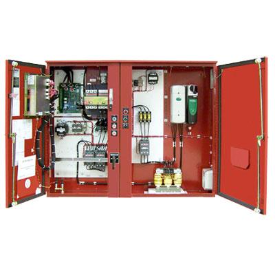 Emerson Network Firetrol® FTA3100 electric fire pump controller