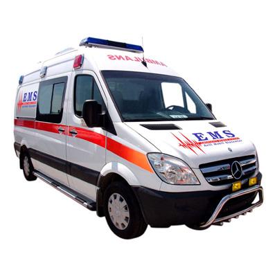 EMS Mobil Sistemler ve Classic Type Ambulance