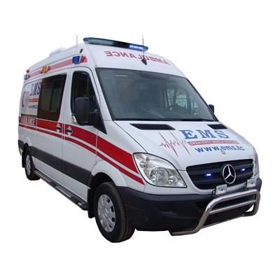 EMS Mobil Sistemler ve Comfort Type EA-400 Ambulance