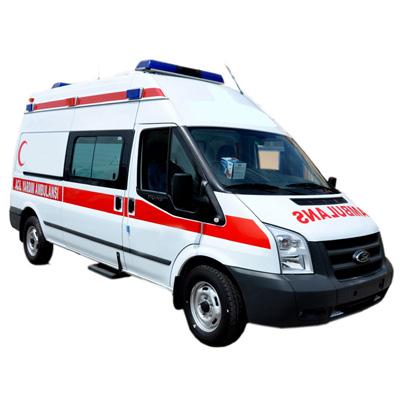 EMS Mobil Sistemler ve Trend Type Ambulance
