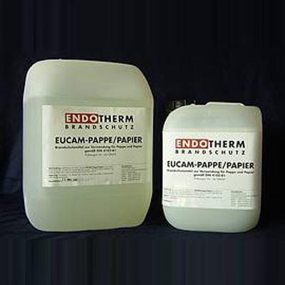 ENDOTHERM GmbH EUCAM®-Paper  fire proof coating