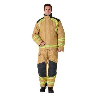 Bristol Uniforms EOS firefighting structural coat and trouser