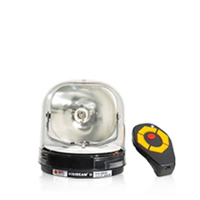 Federal Signal Wireless VisiBeam search lights