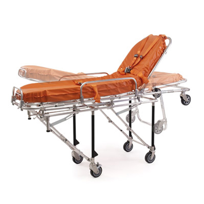 Ferno 26AS Cot with shock frame roll in cot