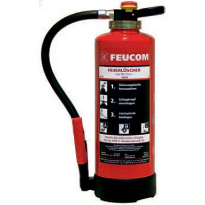 FEUCOM T. Schulte-Frankenfeld GmbH PG 9 H-K with powder nozzle