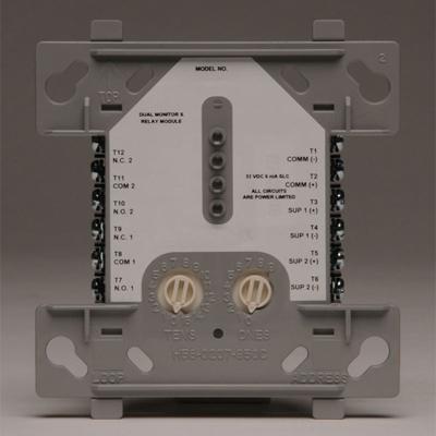 Fire Lite Alarms (Honeywell) CDRM-300 dual relay/monitor module