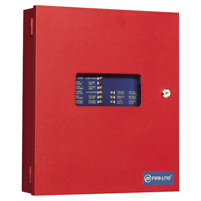 Fire Lite Alarms (Honeywell) CMP-2401B conventional fire alarm control panel