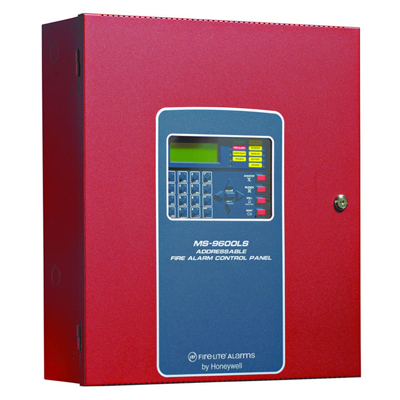 Fire Lite Alarms (Honeywell) MS-9600LS(E) addressable fire alarm control panel