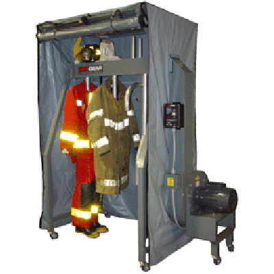 Fire Research Corp. DGA240-B00 drying system