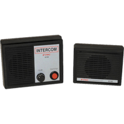 Fire Research Corp. ICAoption-PTT1 intercom system