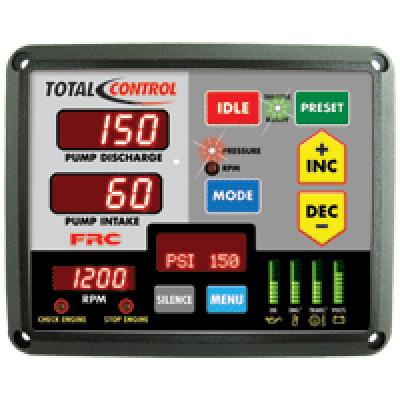 Fire Research Corp. TCA102-C00 all-in-one pressure governor
