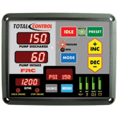 Fire Research Corp. TCA108-B50 all-in-one pressure governor