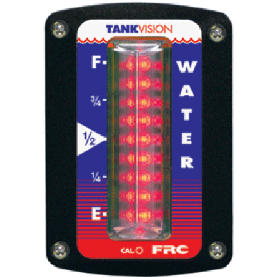 Fire Research Corp. WLAoption-K4 water and foam volume monitoring system