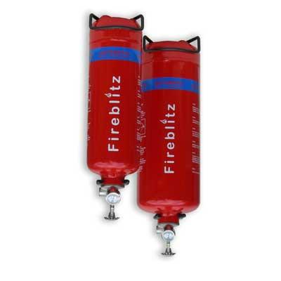 Fireblitz Extinguisher Ltd FBA-P1 1kg ABC dry powder