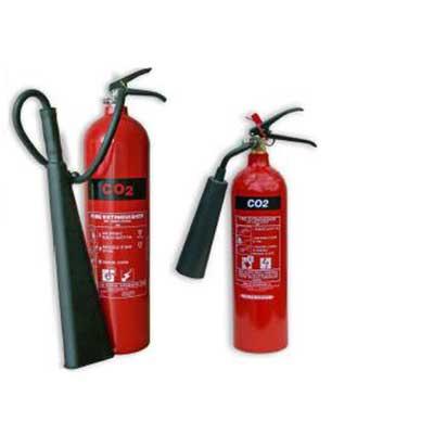 Fireblitz Extinguisher Ltd FBC2FF 2kg carbon dioxide c/w frost free horn