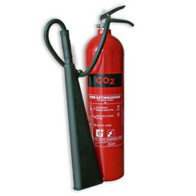 Fireblitz Extinguisher Ltd FBC5 5kg carbon dioxide