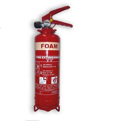 Fireblitz Extinguisher Ltd FBF1 1.0 ltr AFFF foam