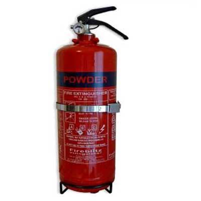Fireblitz Extinguisher Ltd FBP3 3Kg ABC dry powder