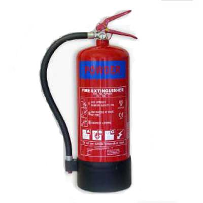 Fireblitz Extinguisher Ltd FBP4-M 4kg ABC dry powder
