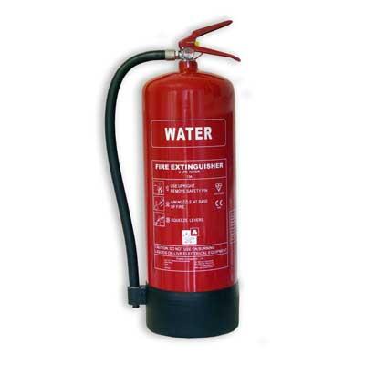 Fireblitz Extinguisher Ltd FBW9 9ltr water