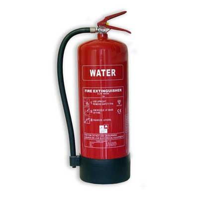 Fireblitz Extinguisher Ltd FBW9-M 9 ltr water