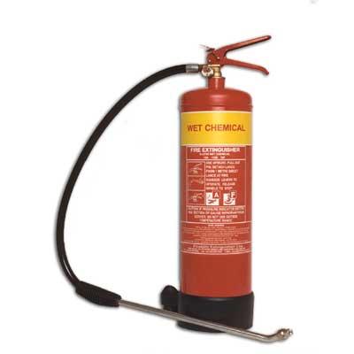 Fireblitz Extinguisher Ltd FBWC6 6 ltr refillable wet chemical