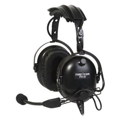 Firecom FH-51 water-resistant