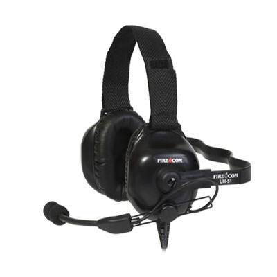Firecom UH-51 wired headset