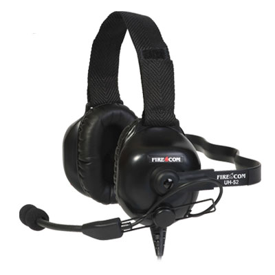 Firecom UH-52 wired headset