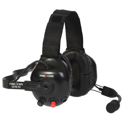 Firecom UHW-51E under-helmet headset