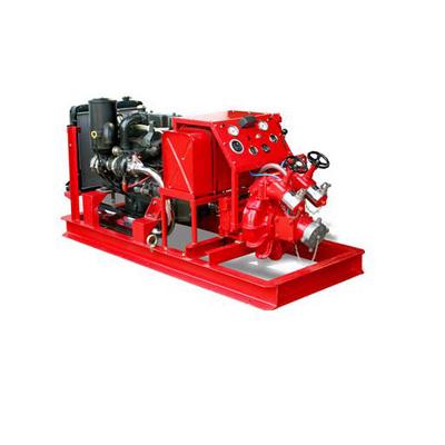 Firefly MFS-LP-2270 skid mounted fire pump