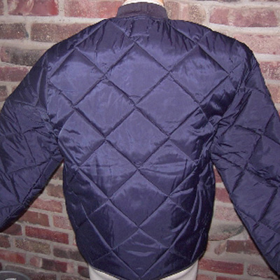 Firemans Chore FCQ-116 diamond quilted jacket