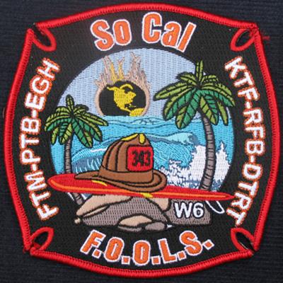 Firemans Chore SoCal-FOOLS jacket option